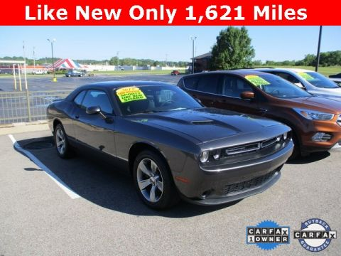 Pre-Owned 2019 Dodge Challenger SXT RWD 2D Coupe