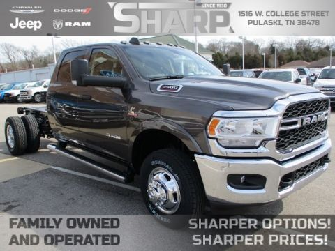 New 2020 RAM 3500 Chassis Cab Tradesman 4WD